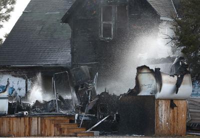 Rural Kearney Fire