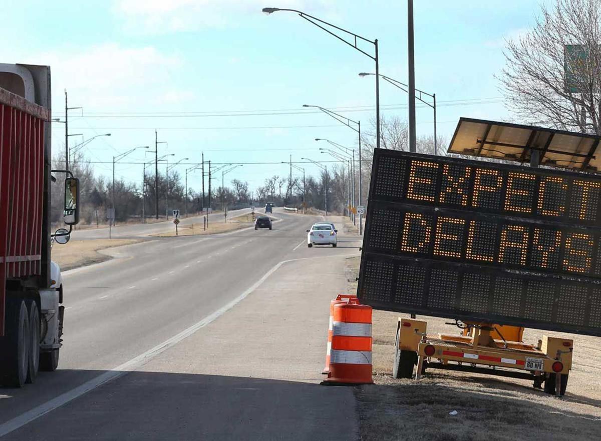 Road work teaser