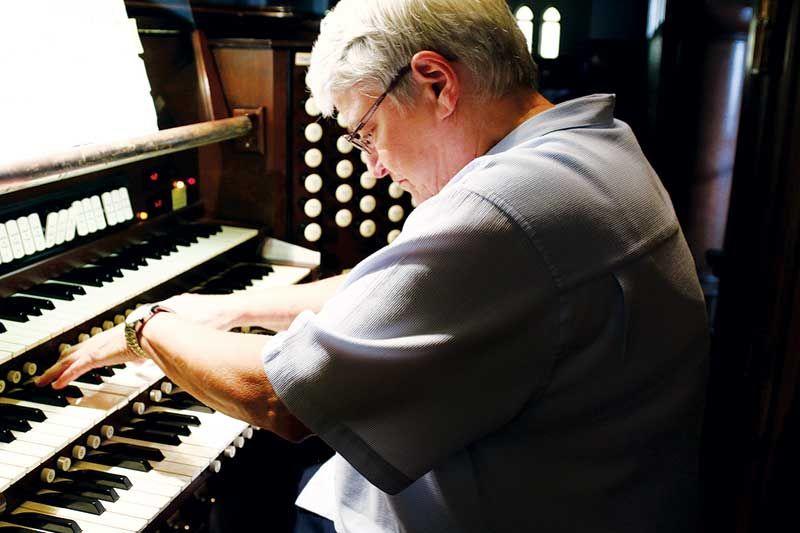 Renovation returns St  Luke's 131-year-old pipe organ to
