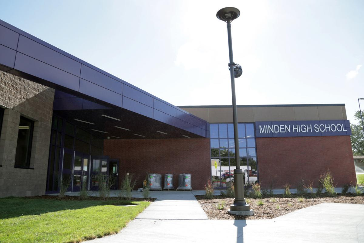 1930s Minden High School Building Replaced To Fit Needs Of Students