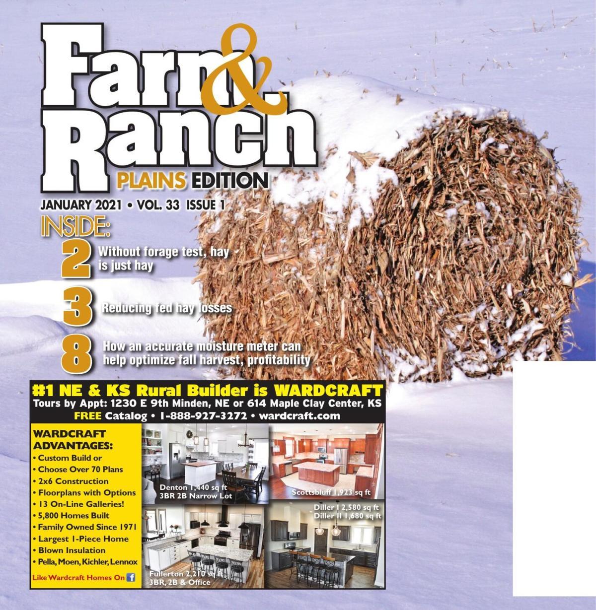 Farm & Ranch Plains Edition January 2021