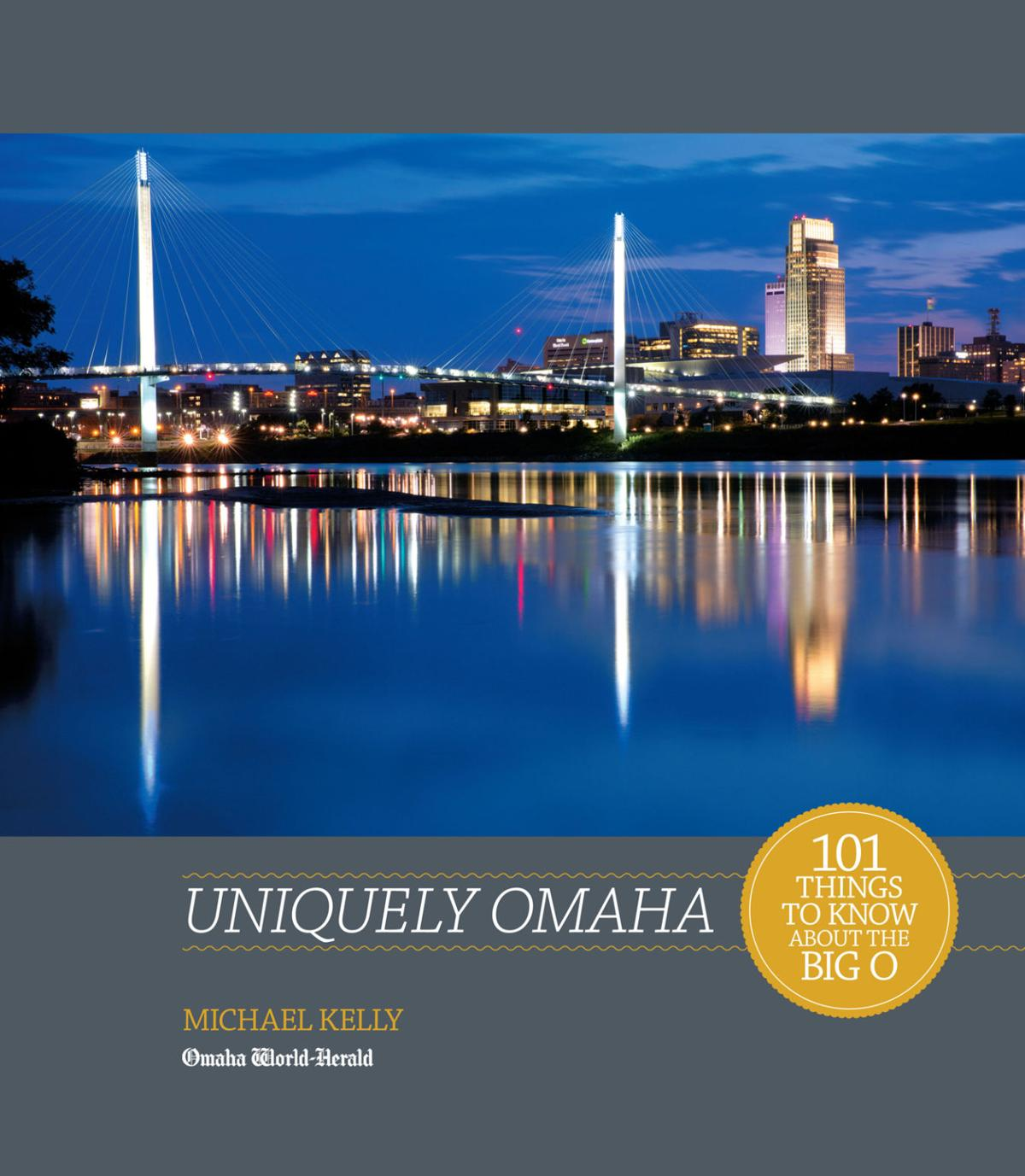 'Uniquely Omaha' Author Happy He Stayed