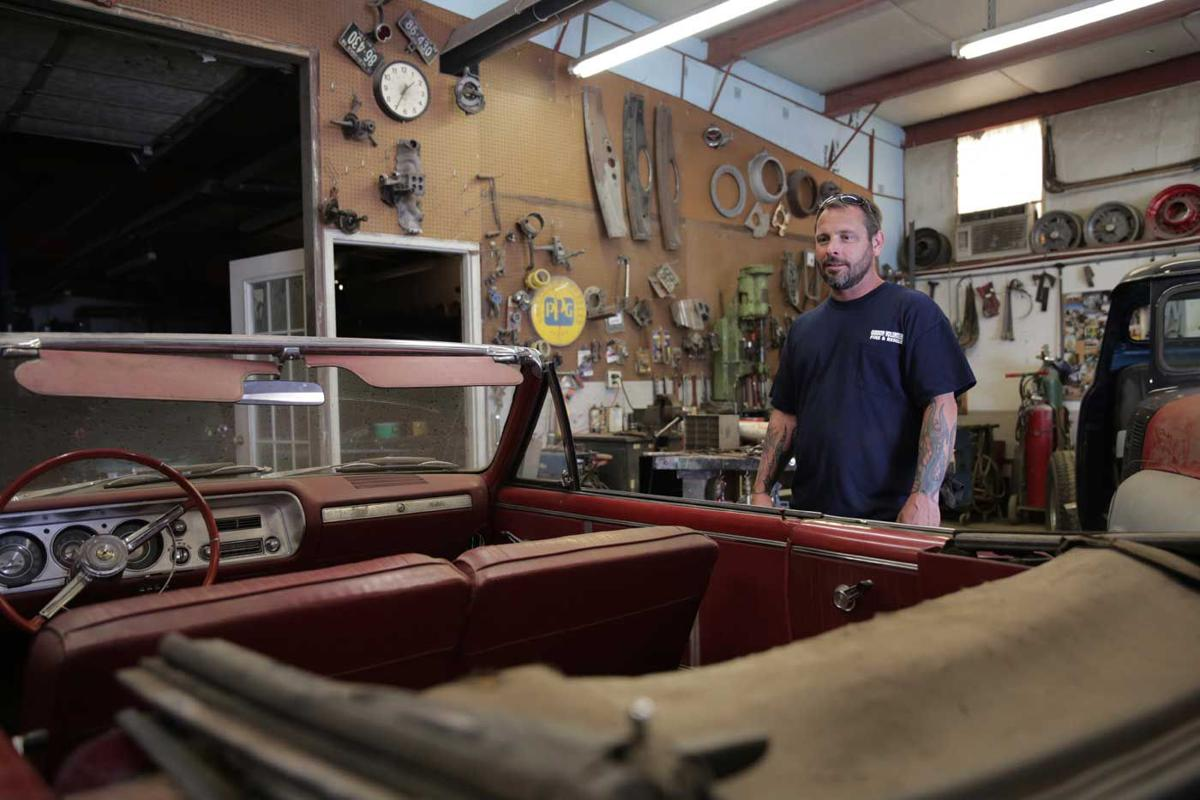 Gibbon auction to feature an estimated $200K worth of antique cars ...