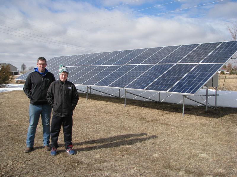 Joe & Will Johnson Solar Cells.JPG
