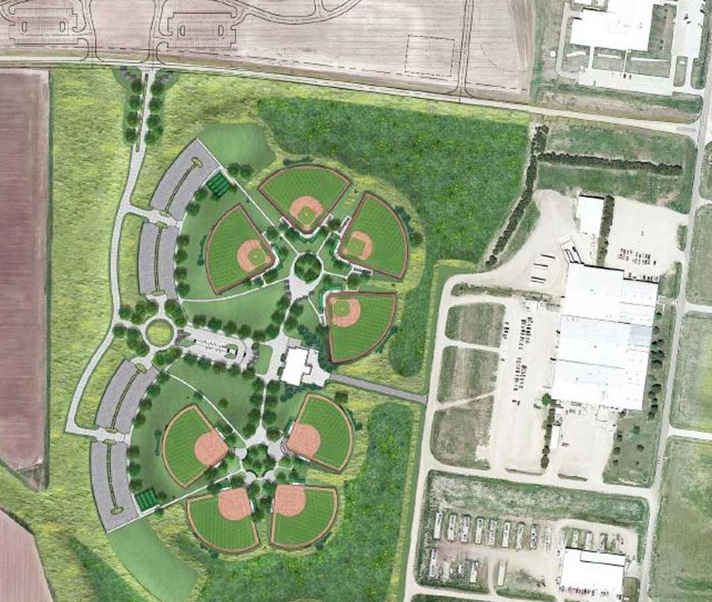 youth sports complex business plans