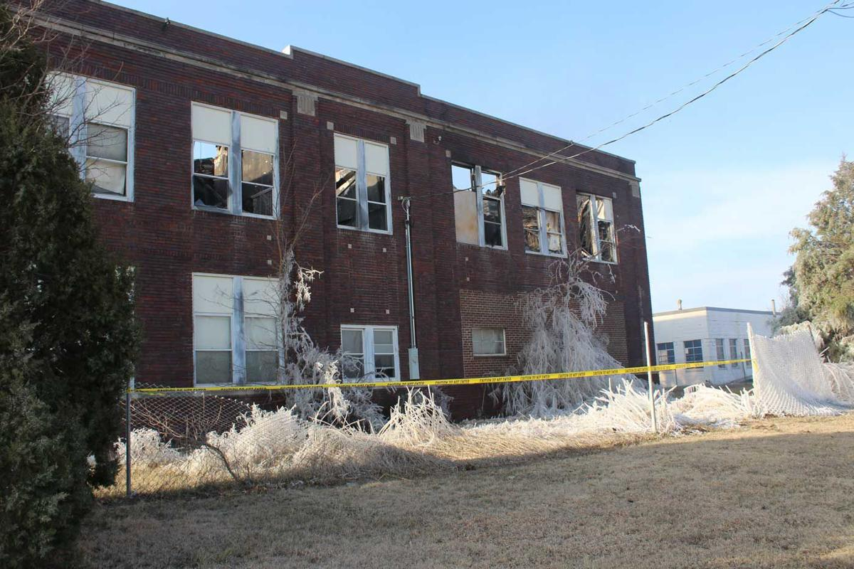 Early morning fire destroys old Orleans high school ...
