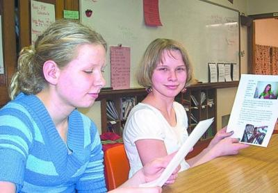 Russian pen pals offer lessons in culture, communication