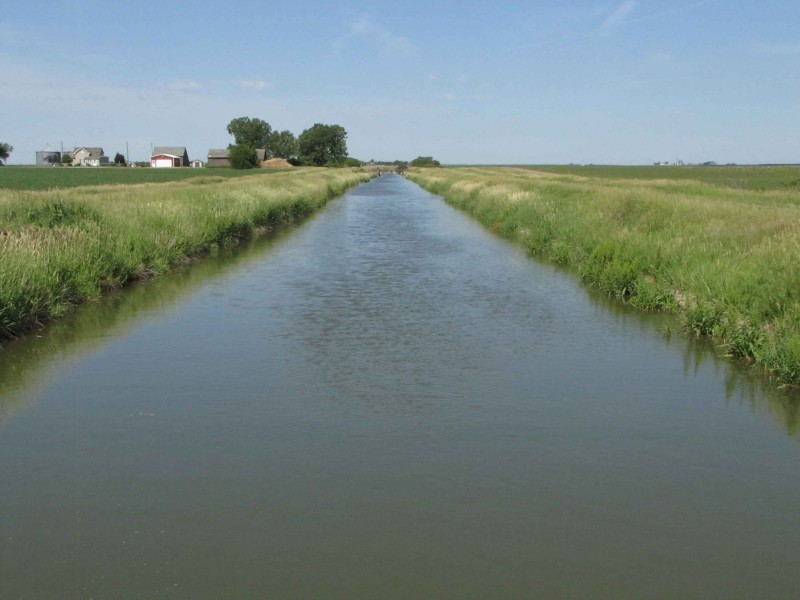 Cnppid Nrds Not Going With Flow On Irrigation Canals