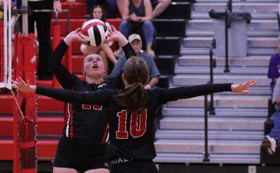 Amherst volleyball