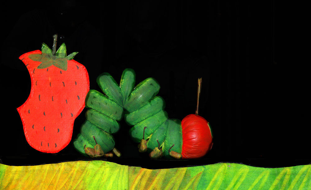 The Very Hungry Caterpillar & Other Eric Carle Classics