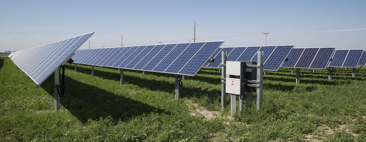 SoCore solar farm