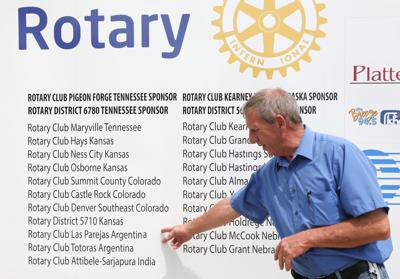 Hot Meals USA and Rotary