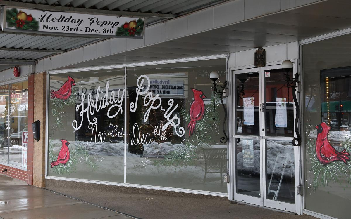Holiday Pop-Up