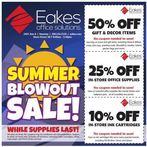 Eake's