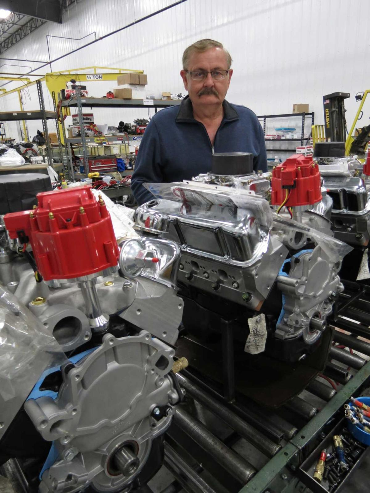 BluePrint races ahead: New line of motors engine for growth