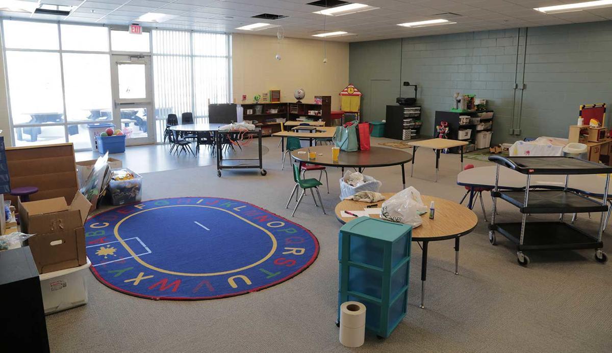 New classroom