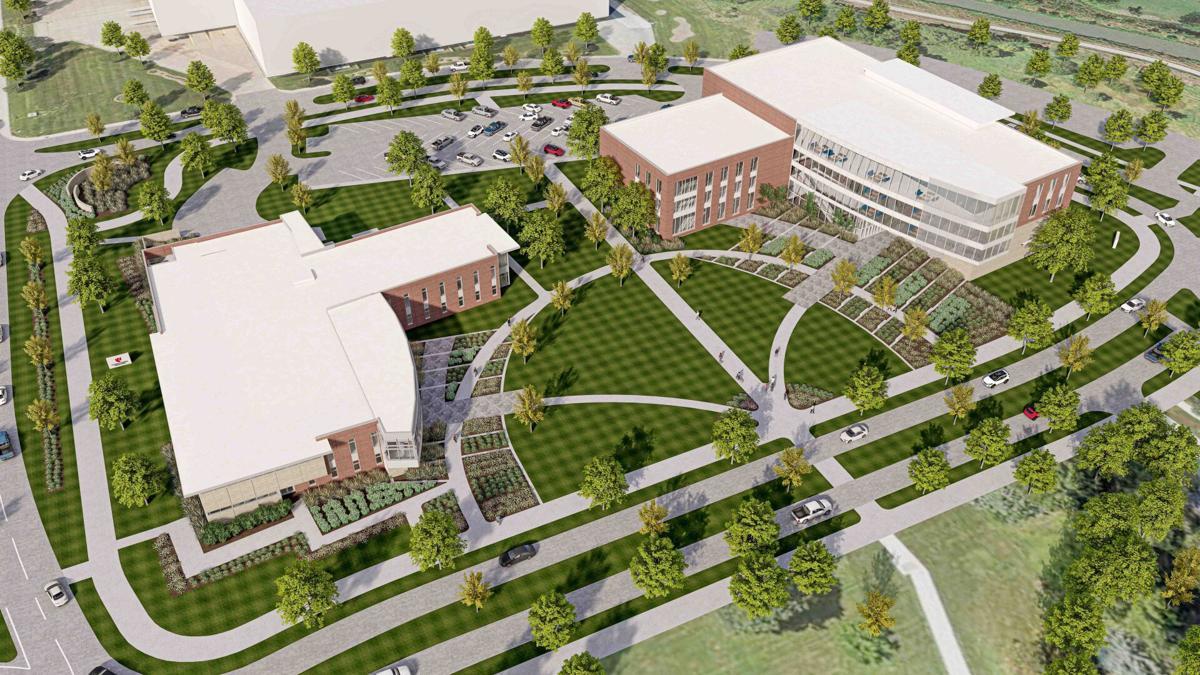 proposed Rural Health Complex