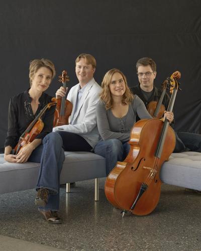 Fry Street Quartet to perform at The Tassel Jan. 17