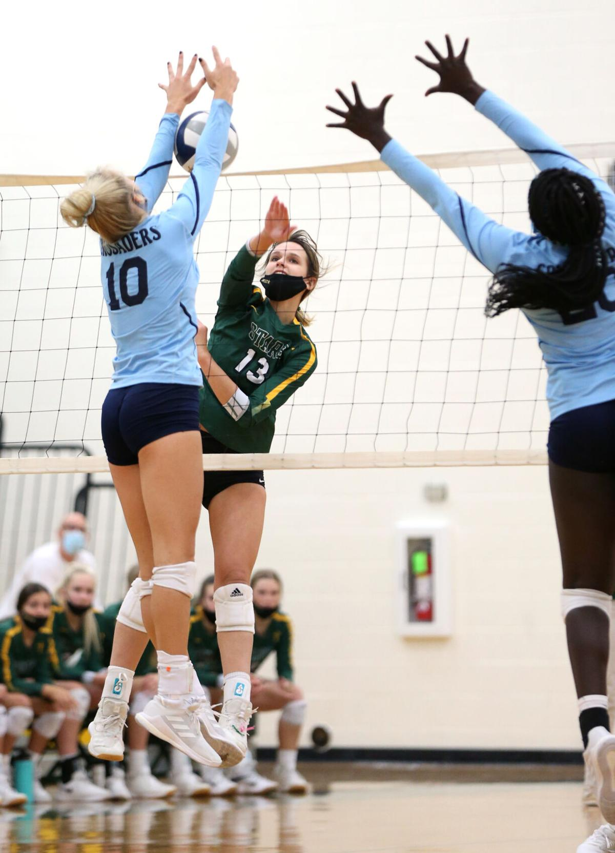 Kearney Catholic Volleyball