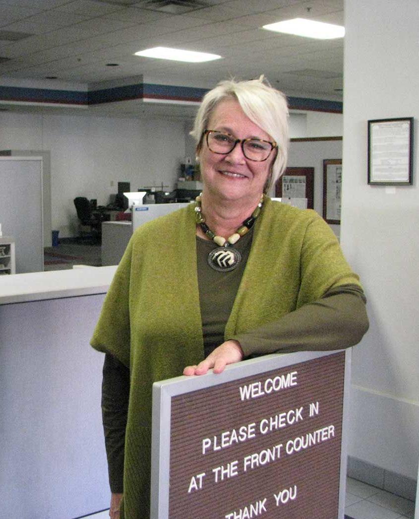 Becky Hilsabeck retiring