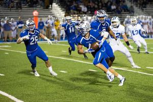 Baptism by fire: Miller, Maessner lead Bearcats to win over Creighton Prep