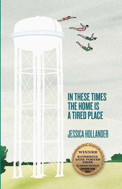 Jessica Hollander book