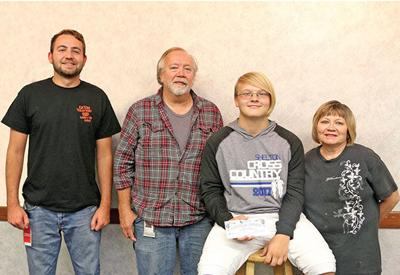 This month's Star Student of the Month: Dylan Kniffen