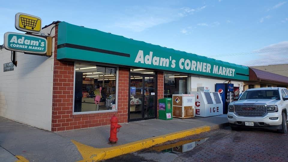 Adam's Corner Market exterior.JPG
