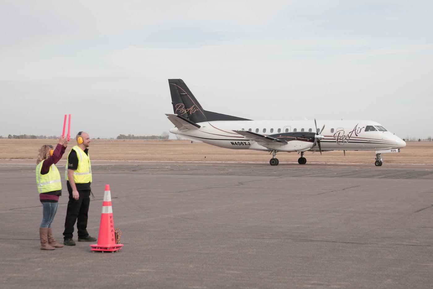 Eureka Times-Standard: PenAir files for bankruptcy