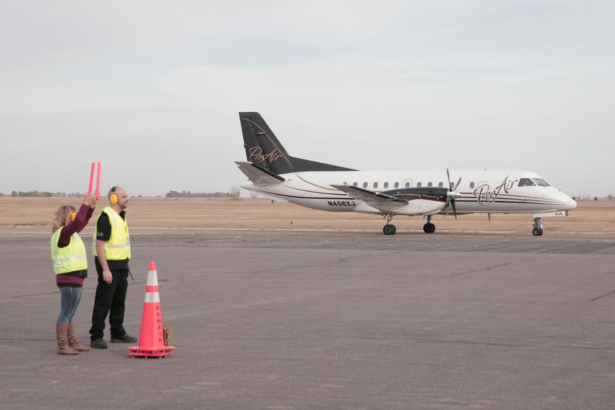 Penair To Discontinue Service At Kearney Regional Airport