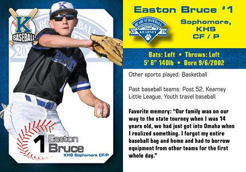 Kearney Bearcat Baseball Cards Photos Kearneyhubcom