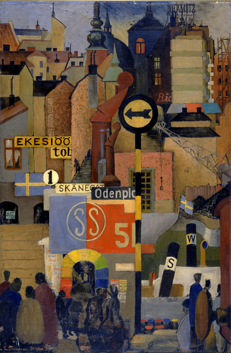 """""""Stockholm Synthesis,"""" by Leonard Thiessen"""