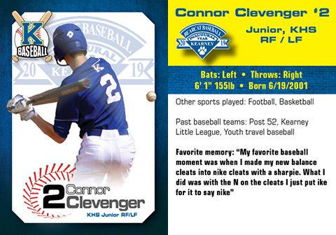 Kearney Bearcat baseball cards | Photos | kearneyhub com