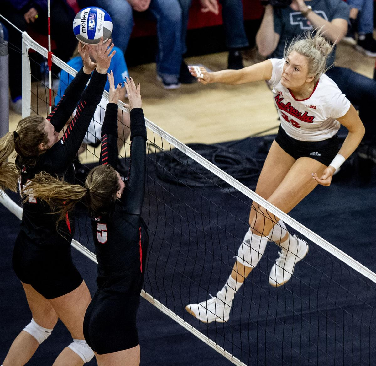 Ball State vs. Nebraska, 12.6
