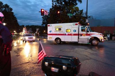 American doctor with Ebola virus arrives at Nebraska Medical