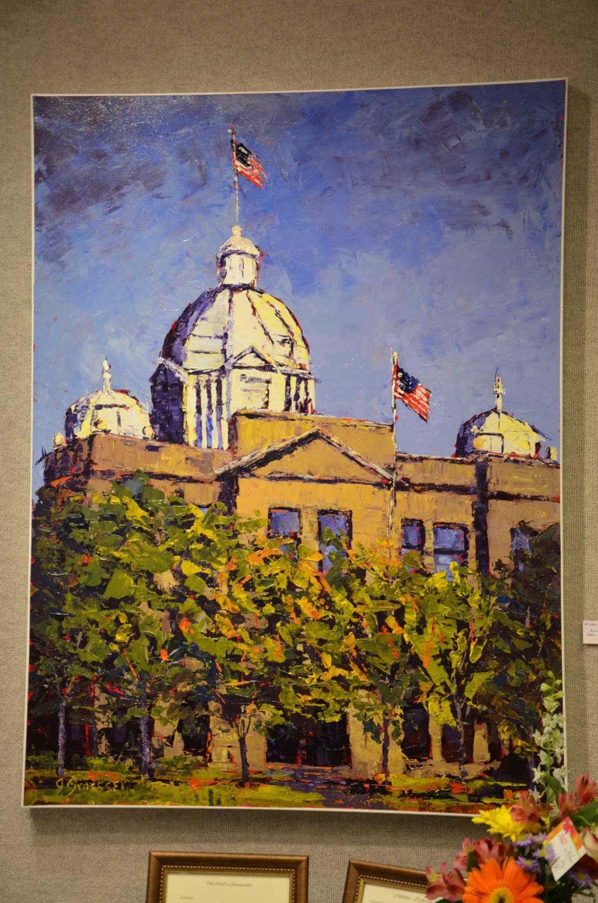 Minden Court House #1