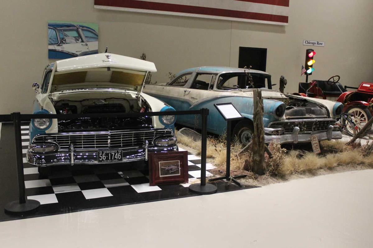 Classic Car Collection features vehicles from 1877-2001 ...
