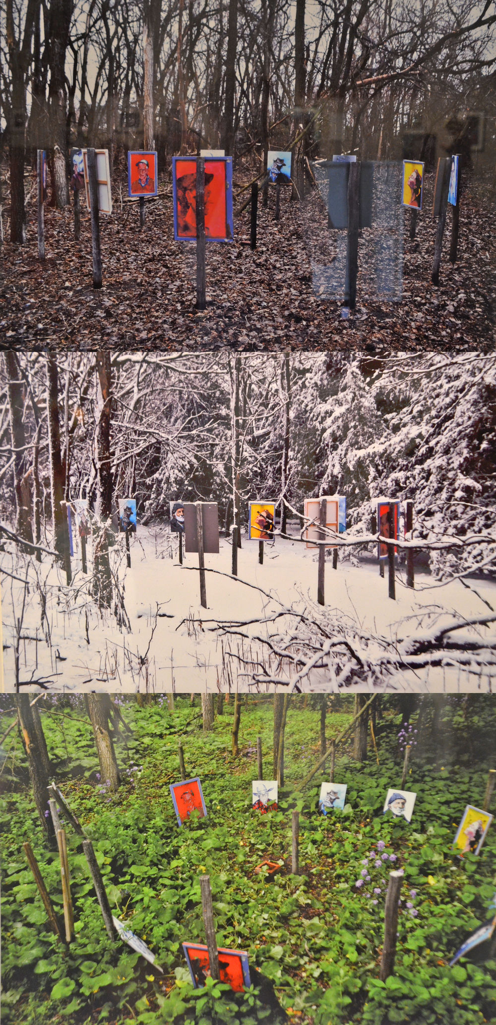 Art exhibit pays tribute to hardships, endurance and understated beauty in rural life