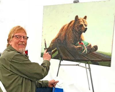 Artist Randall May