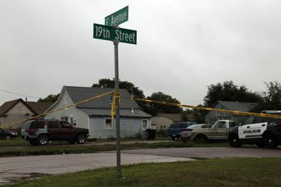 Kearney man hospitalized after being shot in the head following a disturbance