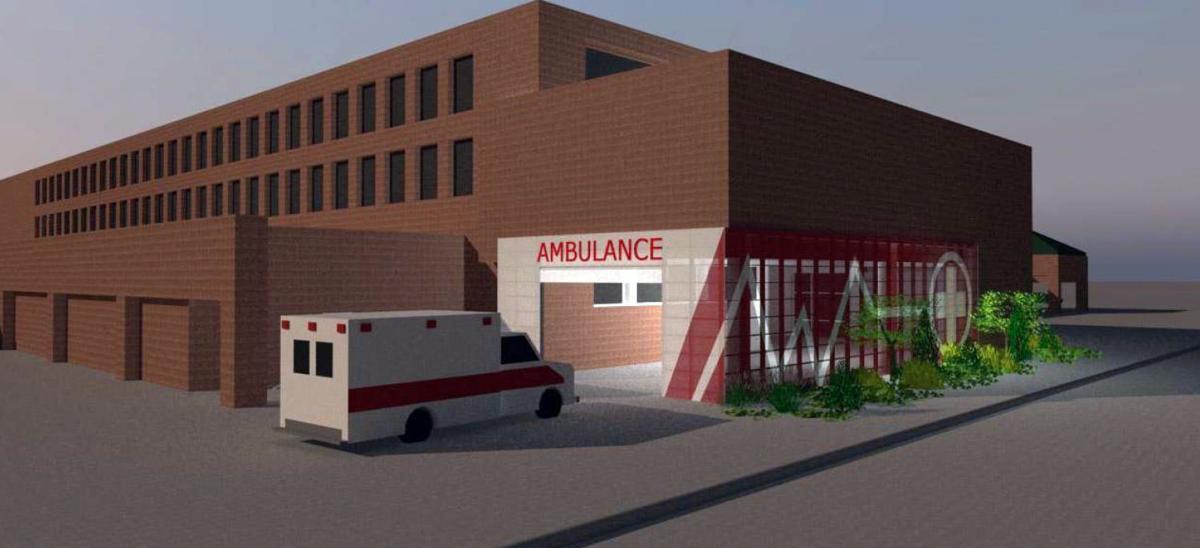 New CHI Health Good Samaritan Emergency Department