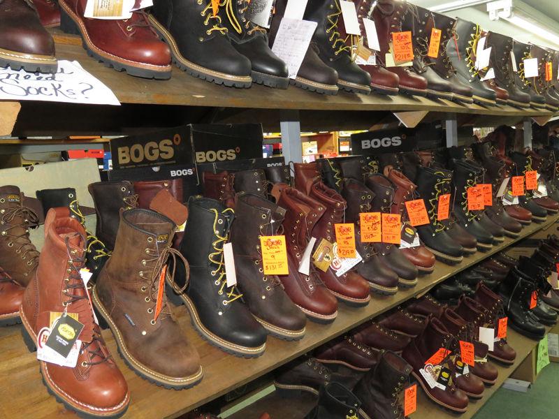 Redman's Shoes