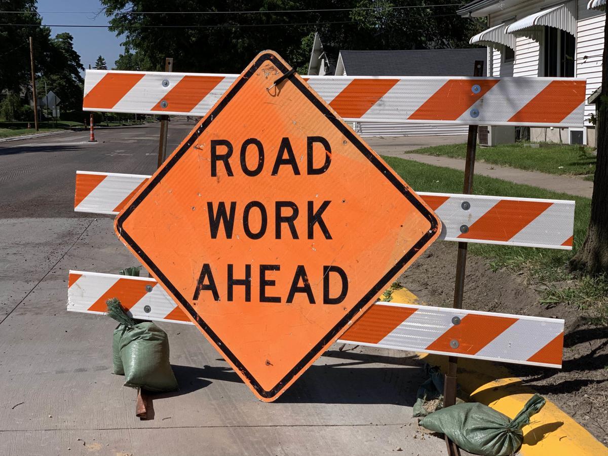 Road Work Ahead teaser
