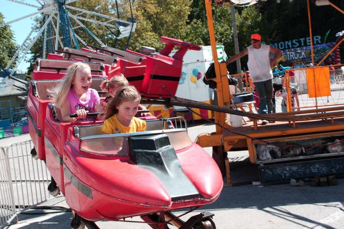 Check out the Plattsmouth Harvest Festival