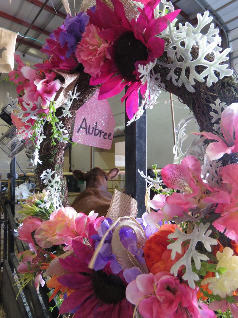 Aubree Hubbard memorial
