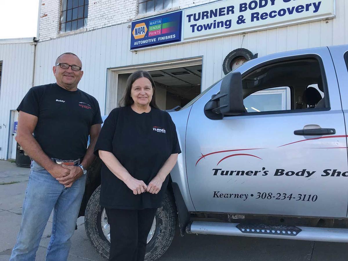 Bobby and Barb Turner