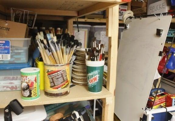 09-01-09 Art Cart