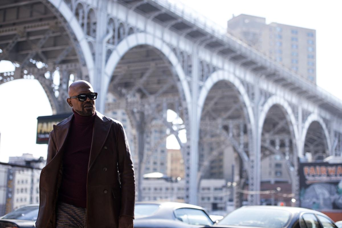 'Shaft': Sequel to blaxploitation classic shifts gears in the age of Uber