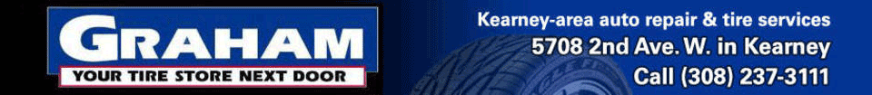 graham tire company of kearney kearney ne. Black Bedroom Furniture Sets. Home Design Ideas