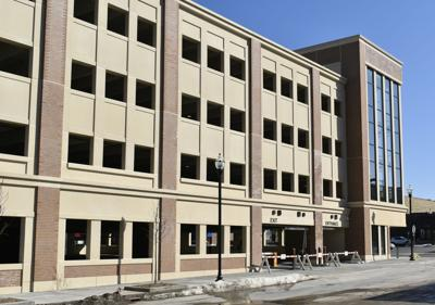 Downtown parking structure opens next week